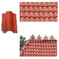 Terracotta Clay Roofing Tiles