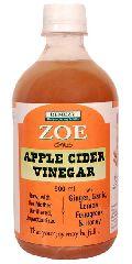 Zoe Multi Flavoured Apple Cider Vinegar