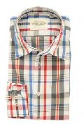Street Sport Cotton Check Shirt