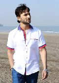 Mens Party Wear Linen Shirts