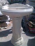 Fancy W.b with Padestal