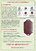 Mini Electric Heating Mattress