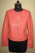 Ladies Leather Fashion Jackets