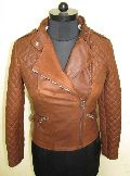 Ladies Leather Vintage Jackets