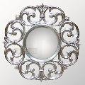 Vanity Mirror Silver