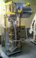 Fully Pneumatic Pouch Packing Machine P.l.c Based