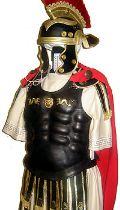 Roman Armor Helmets