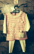 Girls Woolen Dress