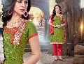 Chanderi Silk Beautiful Salwar Suit