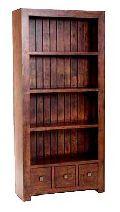 Pc - 74 Wooden Bookshelves
