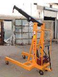 Electric Hydraulic Floor Crane