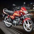 Hero HF Deluxe Motorcycle