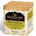 Golden Tips Peach Green Full Leaf Tea