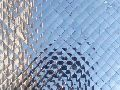Silver Thikri Glass Panel