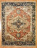 Traditional Hand Knotted Silk Carpets