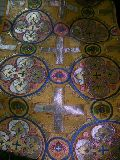 Holy Cross Brocades Fabric