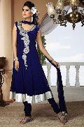 Melodic Deep Royal Blue Salwar Kameez