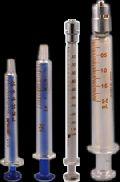 Mini Glass Syringes