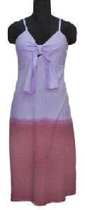 Cotton Hand Tie Dye Dress