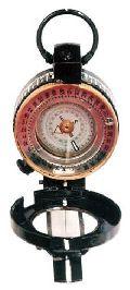Liquid Prismatic Survey Compass