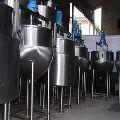 Stainless Steel Ghee Making Plant