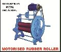 Motorized Rubber Sheeting Roller Machine