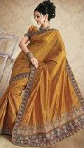 Hand Work Silk Saree