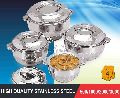 4 Pcs Stainless Steel Insulated Casserole Set