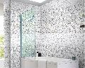 Bathroom Glossy Light Dark Wall Tiles