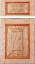 Solid Wood Kitchen Shutter (Pannello - AR04)