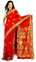 Traditional Indian Bridal Saree