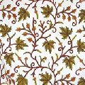 Handmade Embroidered Bed Sheet 09