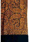 Handmade Embroidery Woolen Shawl (03)
