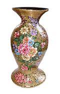 Paper Mache Flower Vase 04