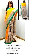 Exclusive Madhubani Soft Cotton Saree Looks Elegant