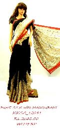 Wholesale PURE Silk Saree in Madhubani Work