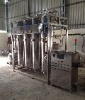 Multi Column Distillation Water Plant
