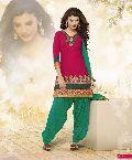 Stylish Fancy Ethnic Cotton Salwar Kameez