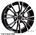 Pr-981 15 4h Fmbk Pr-105 14 10h Mb+red Alloy Wheels