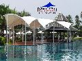 Swimming Pool Tensile Structures